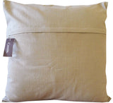 Kussani Cushion Cover Taupe Chevron 45cm x 45cm K375