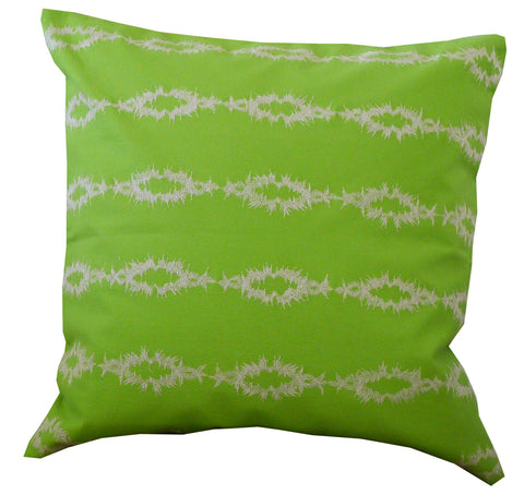Kussani Cushion Cover Lime Static 50cm x 50cm K323