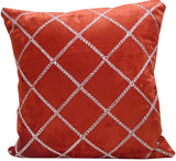 Kussani Cushion Cover Red Deco 50cm x 50cm K441