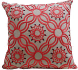 Kussani Cushion Cover Red Link 45cm x 45cm K385