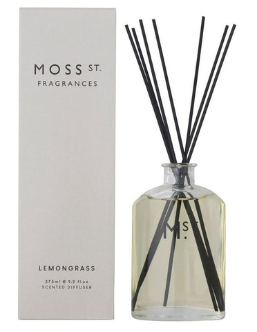 Moss St. Diffuser Lemongrass 275ml