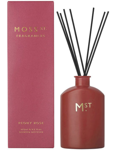 Moss St. Diffuser Peony Rose 275ml