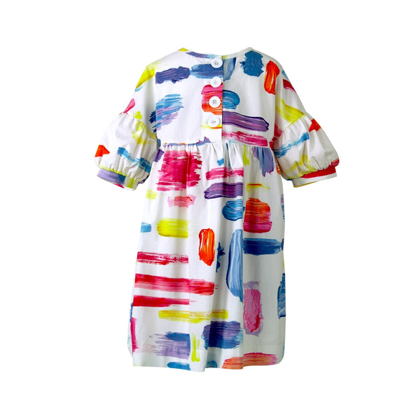 Scarlett Smock Dress - Brighten the World