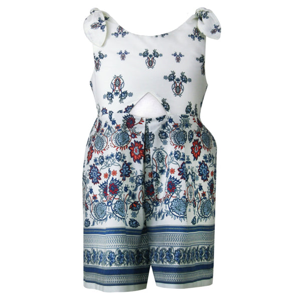 Zoe Playsuit - Play in Style