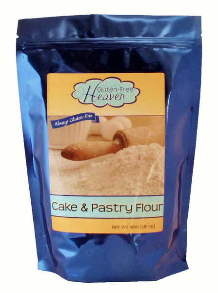 Gluten Free Cake and Pastry Flour