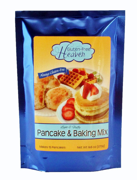 Gluten Free Pancake and Baking Mix