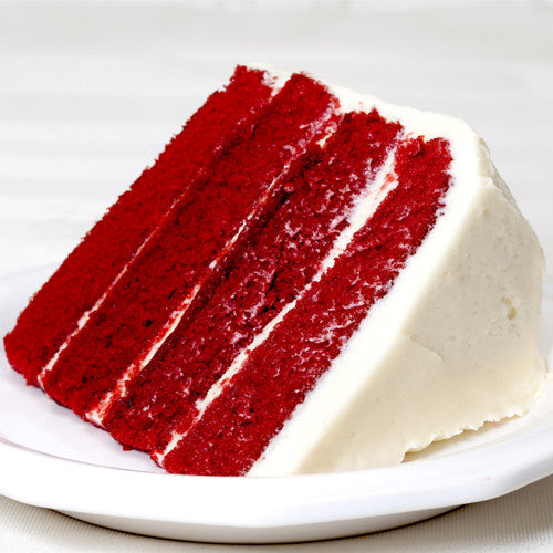 Red Velvet Cake Taste Description