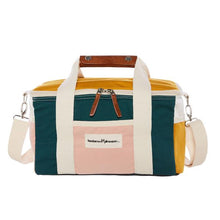 Load image into Gallery viewer, The Premium Cooler Bag - 70's Panel Cinque
