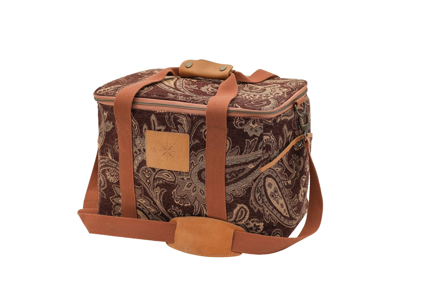 Coco Paisley Cooler Bag