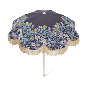 Flora Aluminium Beach Umbrella - PICK UP ONLY