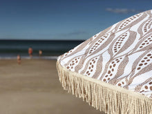 Load image into Gallery viewer, Kurrajong Aluminium Beach Umbrella - PICK UP ONLY