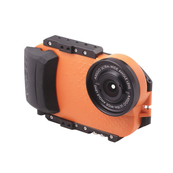 AquaTech AxisGO Ultra-Wide Lens Port