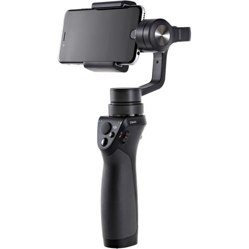 DJI Osmo Mobile Gimbal Stabilizer for Smartphones (Black) CP.ZM.000449