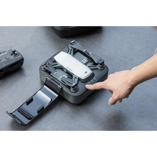 DJI Portable Charging Station for Spark Quadcopter Plus Two Batteries