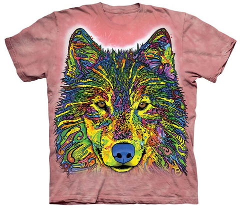 Wolf Colorful