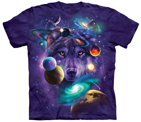 Wolf in Space