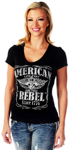 American Rebel 1776 Ladies Top