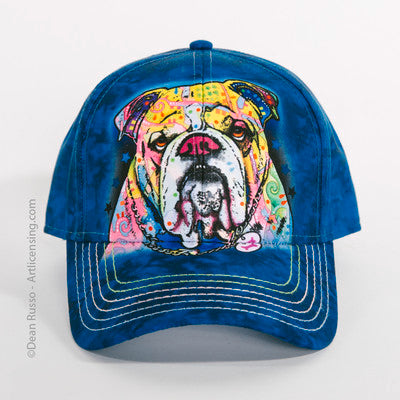 Bulldog Colorful Dean Russo Hat