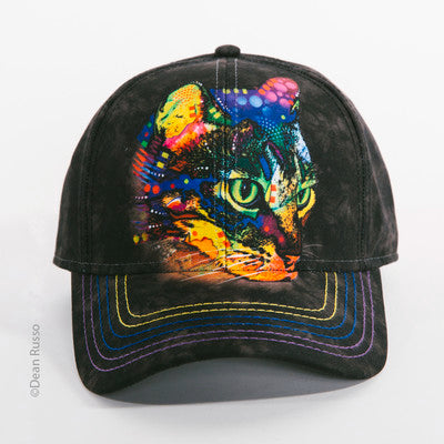 Cat Mysterious Hat