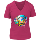 Dachshund Colorful Shirt
