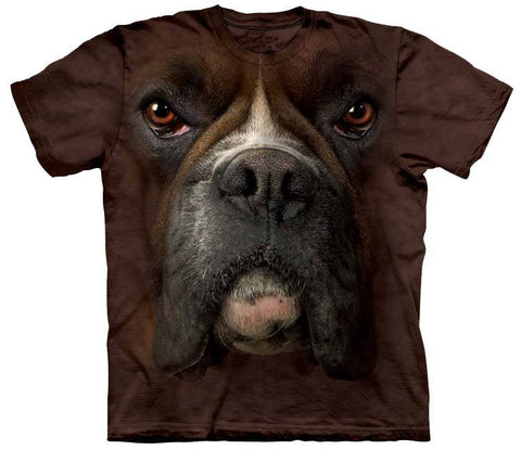 Boxer Shirts - Boxer Big Face