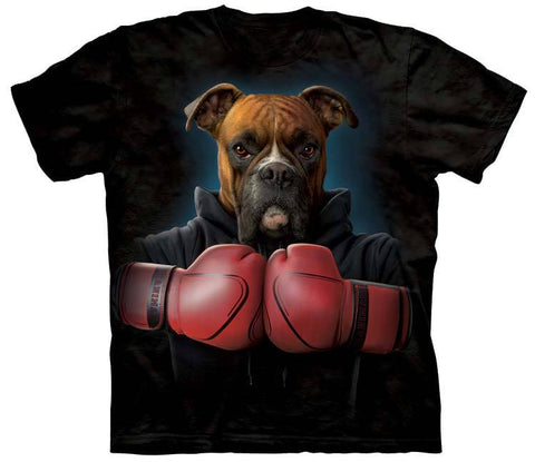 Boxer Shirts - Boxer The Rocky