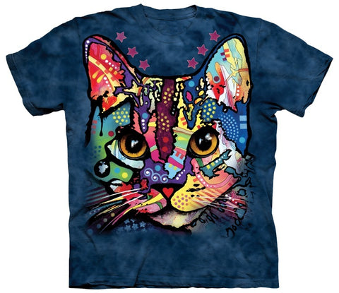 Cat Shirt - Cat Colorful