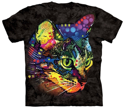 Cat Shirt - Cat Mysterious