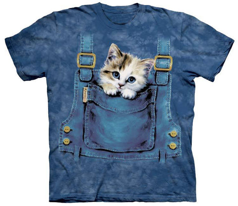 Cat Shirt - Farmer Kitty