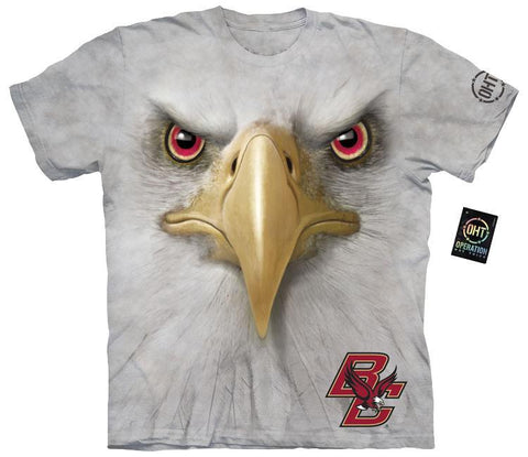 Collegiate Shirt - BC Big Face Baldwin