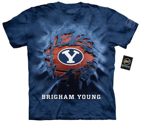 Collegiate Shirt - Byu Bball Breakthru