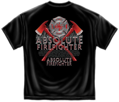 Firefighter Shirt - Absolute Firefighter