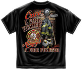 Firefighter Shirt - Always A Firefighter
