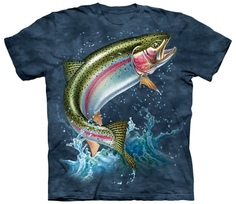 Fishing Shirt - Rainbow Trout