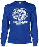 German Shepherd Shirt - German Shepherd Homeland Security