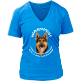 German Shepherd Shirt - German Shepherd Warning