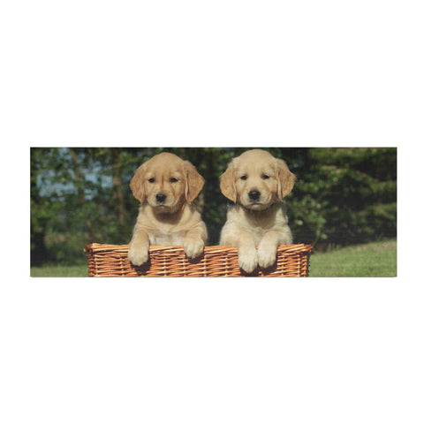 Golden Retriever Shirt - Golden Puppies Yoga Mat