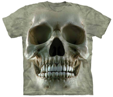 Holiday Shirt - Skull Face Shirt