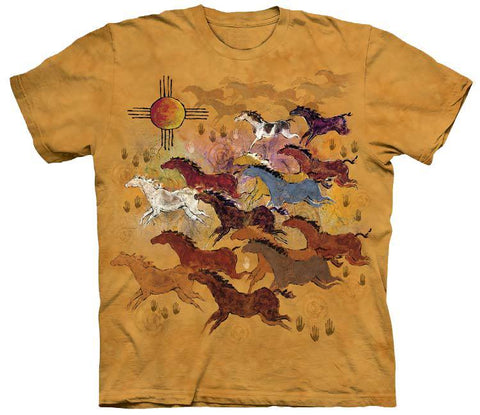 Horse Shirt - Horses From Time
