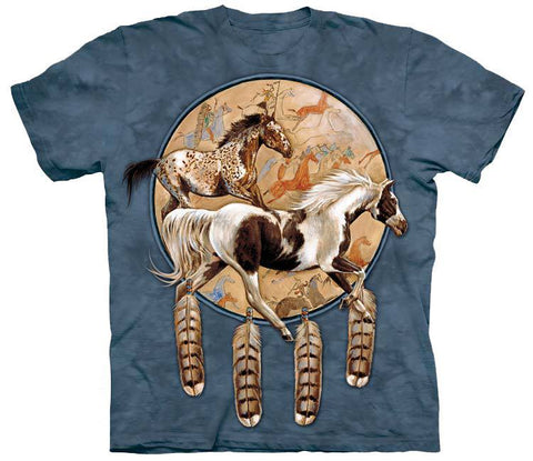 Horse Shirt - Native Horses
