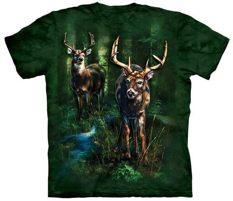 Hunting Shirt - Camo Deer