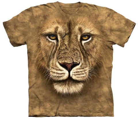 Lion Shirt - Lion Warrior