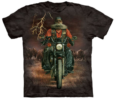 Motorcycle Shirt - Thunder Rider