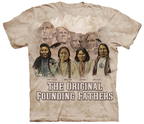 Native Shirt - The Founders