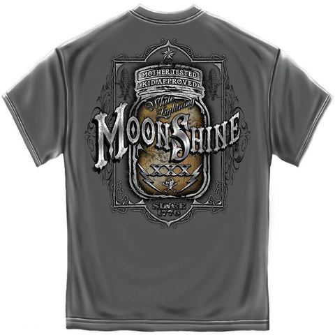 Novelty Shirt - Moonshine Jar