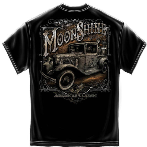Novelty Shirt - Moonshine Truck
