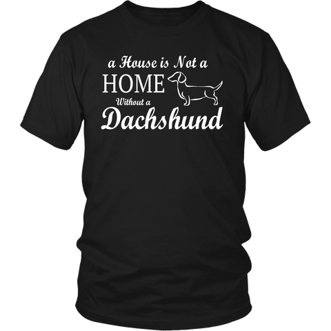 Not a Home without a Dachshund