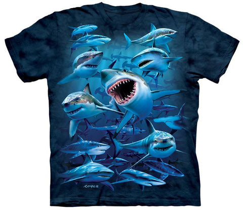 Wild Animals Shirt - SharkMania