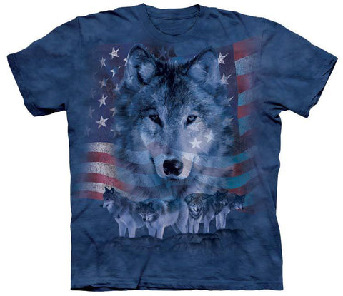 Wolf Shirt - American Wolfpack