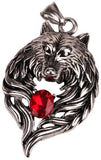 Wolf Shirt - Wolf Stainless Steel Necklace - Free Shipping!